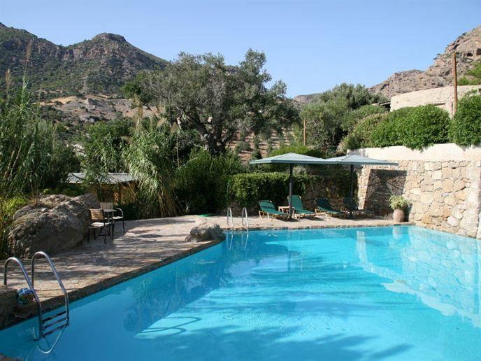 Zonvakantie bij White river cottages op Kreta met Eliza was here