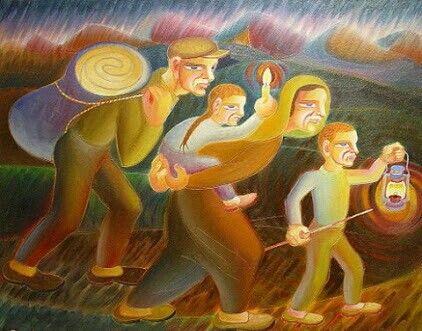 migration - İbrahim Balaban