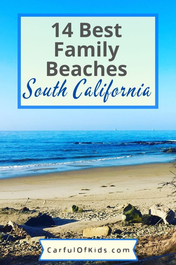 Best California Beaches For Families Beach Camping Carful Of Kids In 2020 Best California Beaches California Travel Southern California Travel
