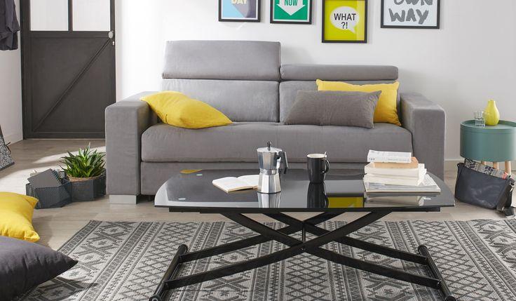 les 25 meilleures id es de la cat gorie tables basses en verre sur pinterest table manger. Black Bedroom Furniture Sets. Home Design Ideas