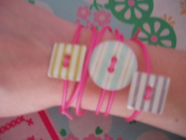 lovely summer bracelets