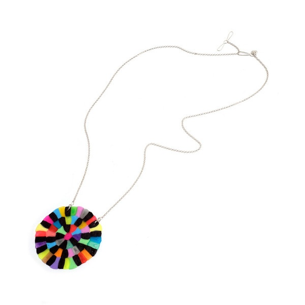 Multicoloured Pendant