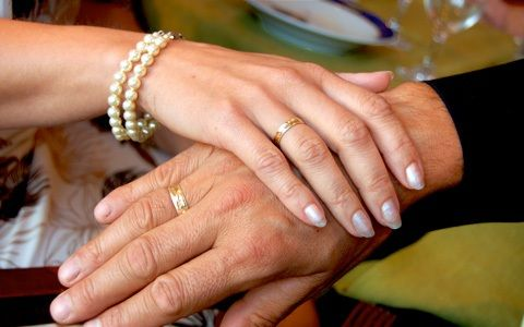How to Wear Wedding Rings   Gati News   Latest News In India
