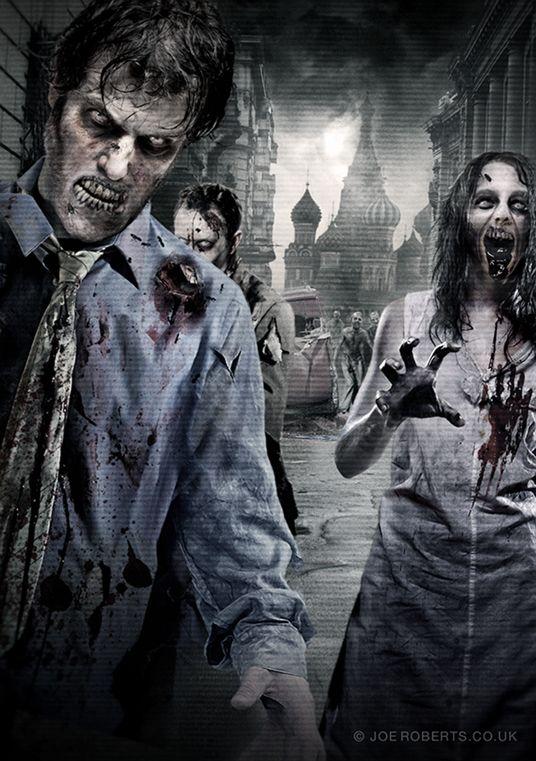 Zombies Moscow by Joe-Roberts.deviantart.com