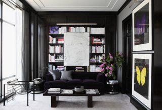 Black bookshelf, need it now!