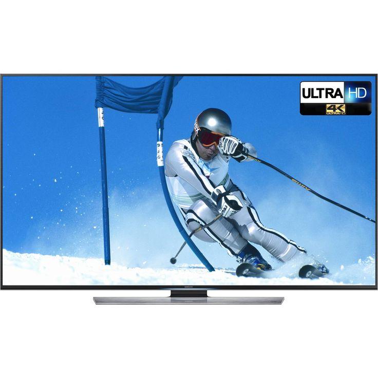 Samsung UE48HU7500 48'' 4K UHD 3D Smart LED TV - Free 5 Year Warranty!