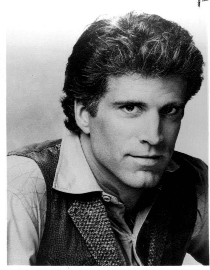 Ted Danson - his early years.