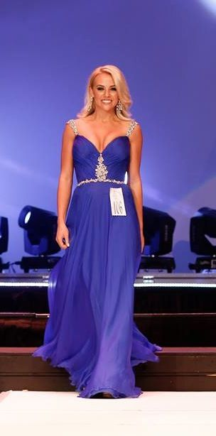 Miss Idaho USA 2015 Evening Gown: HIT or MISS http://thepageantplanet.com/miss-idaho-usa-2015-evening-gown/