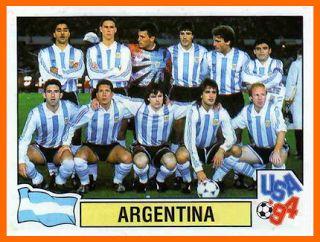1994 Argentina - World Cup USA