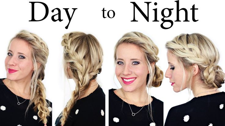 Day to Night Hairstyles with Kenra