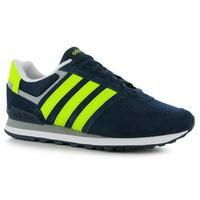 Sale Price £42.00 | RRP:  £59.99 | adidas 10k Mens Trainers | adidas 10k Mens Trainers   These adidas 10k Mens Trainers have been crafted with a cloudfoam footbed which offers exquisite comfort which is further assisted by the padded ankle, whilst the rugged sole supplies excellent traction. These trainers also benefit from the iconic three-stripe branding on the dies of the shoe for an instantly recognisable look, while the foam midsole helps absorb shock with each step you take and the…