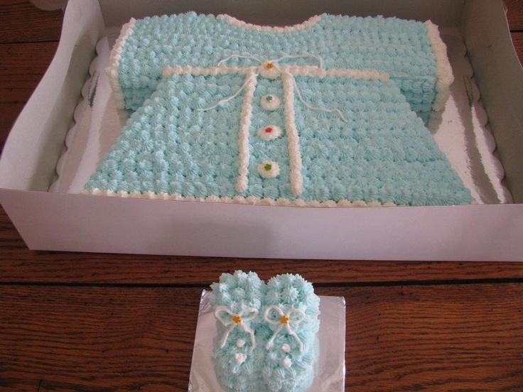 Baby Shower Sweater Cake Dream Cakes by Melissa Pinterest Cake and Dream cake