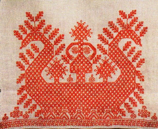Russian Embroidery: