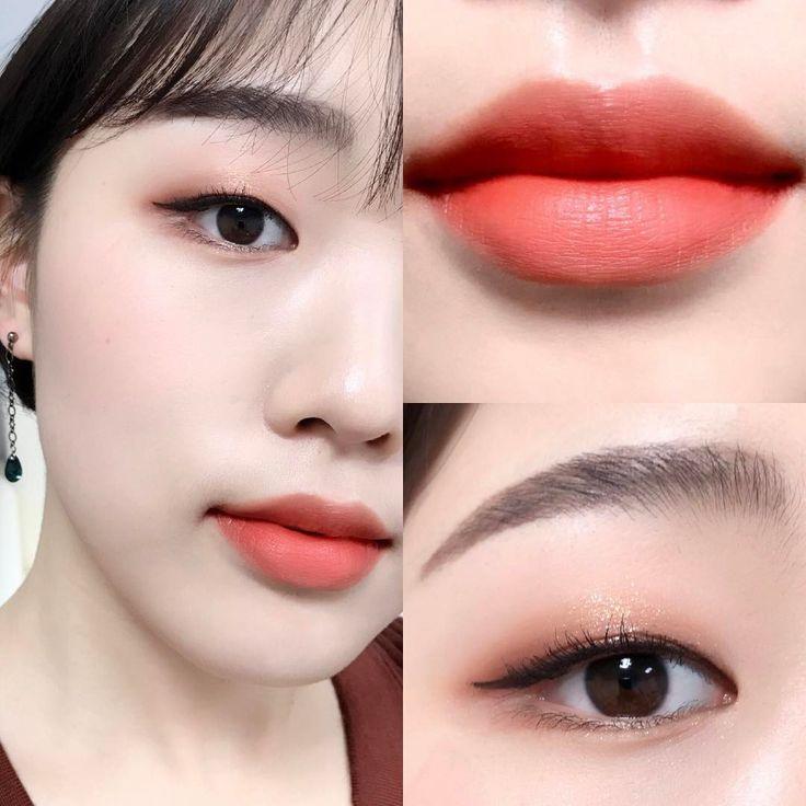 Korean natural makeup look😍😍😊😊