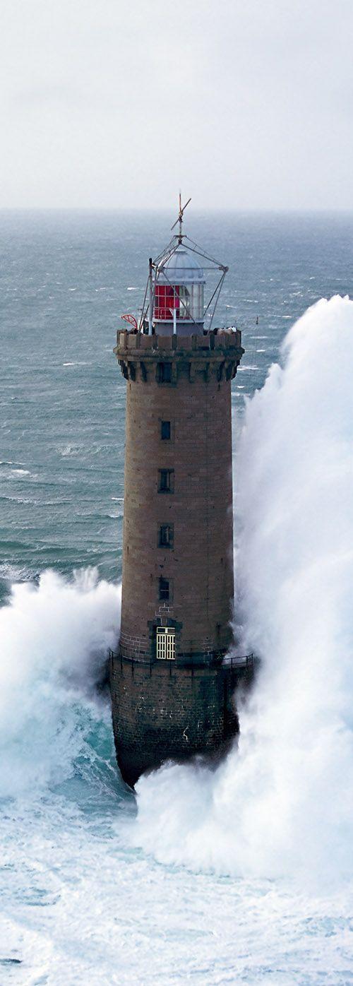 """coisasdetere: """"Ar-men Lighthouse - France. """""""