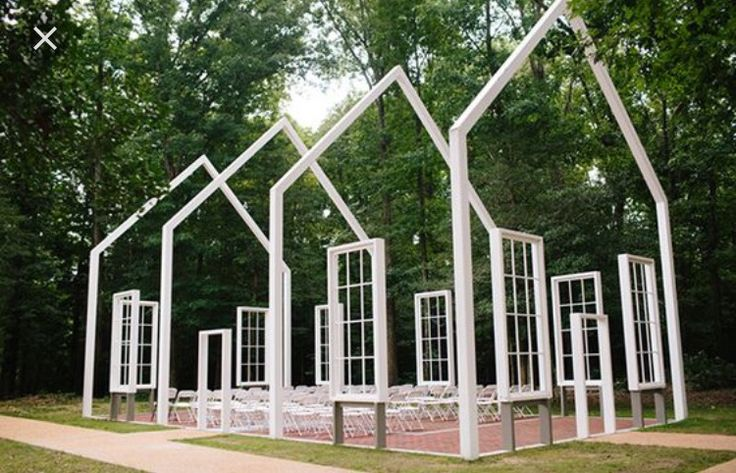 Unique Outdoor Wedding Ceremony Ideas: 164 Best The Stuff Dreams Are Made Of Images On Pinterest