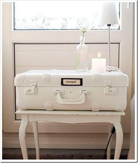 62 besten deko bilder auf pinterest alte koffer deko. Black Bedroom Furniture Sets. Home Design Ideas