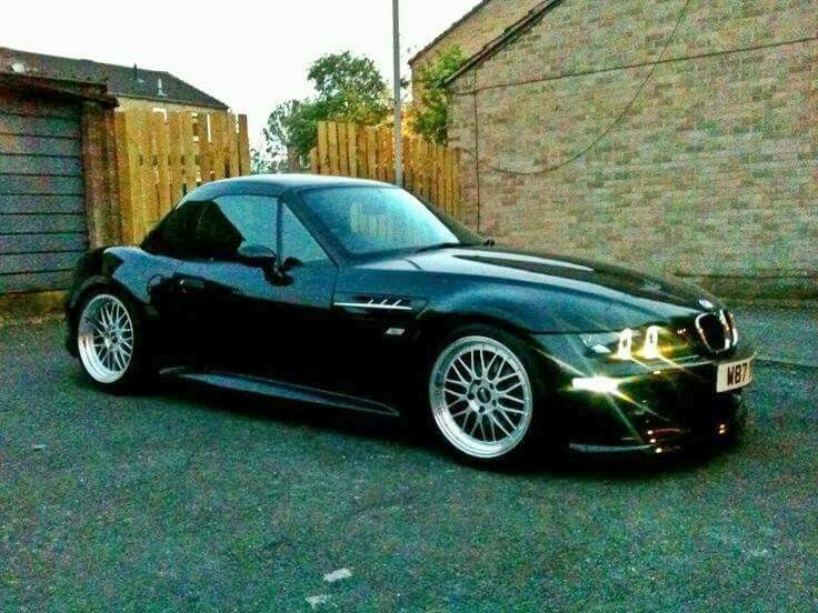 BMW Z3 M Roadster black