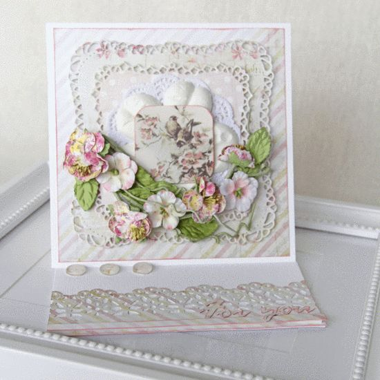 Presenting: The Princess Collection by Jodie Lee-Princess Card by Trina McClune for Prima