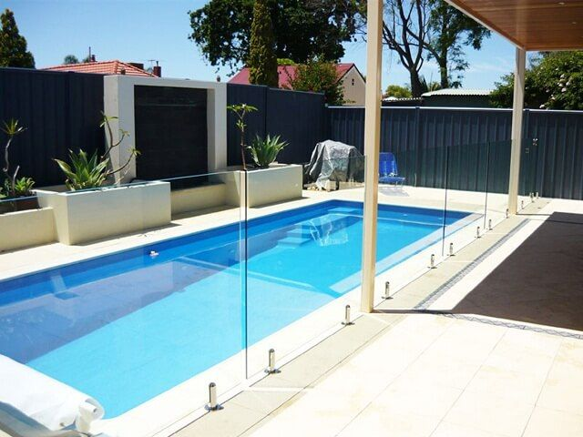 Buy Glass Fence Online In Sydney From A Reliable Online Store Glass Pool Fencing Pool Fence Glass Pool