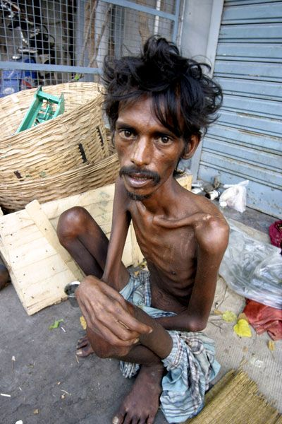 streets of #india #poverty #hunger  How do we stay the same? Should we not be compelled to act?