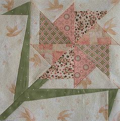 flower pinwheel: Flowers Pretty Soft, Flowers Pinwheels, Soft Colors, Quilts Blocks, Pinwheels Flowers Pretty, Pinwheels Flowers Lov, Block, Flowers Lov Quilts, Pinwheels Quilts