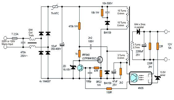 fuse failure indicator circuit diagram nonstopfree electronic rh autonomia co Fuse Types Allen Bradley Fuse Indicators