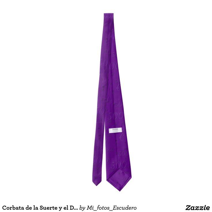 Corbata de la Suerte y el Dinero 500 euros