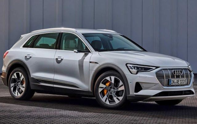 The Entry Level 2020 Audi E Tron 50 Quattro With Smaller Battery