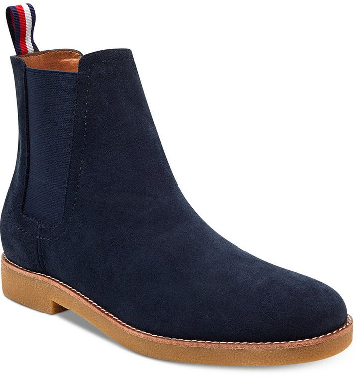 Tommy Hilfiger Men's Crane Chelsea Boots Men's Shoes
