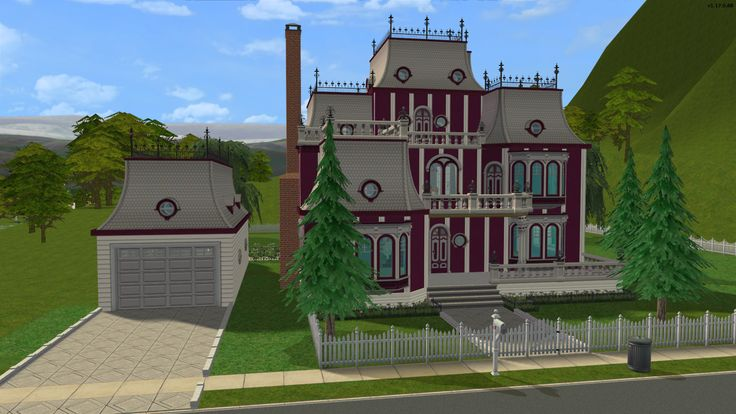 sims 2 stuff and things | 407 Edgewater Parkway, Bluewater Village (WIP)...