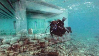 ΕΛΛΗΝΙΚΗ ΔΡΑΣΗ: ΙΣΤΟΡΙΑ.Η υποβρύχια πολιτεία στην Ελαφόνησο που πρ...