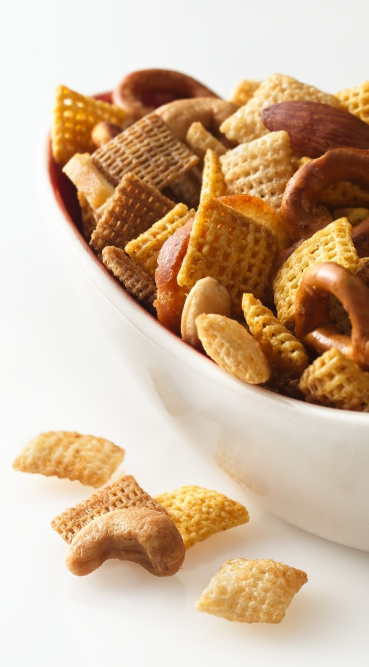 Original #Chex Party Mix : The easy, homemade snack that's always a hit.