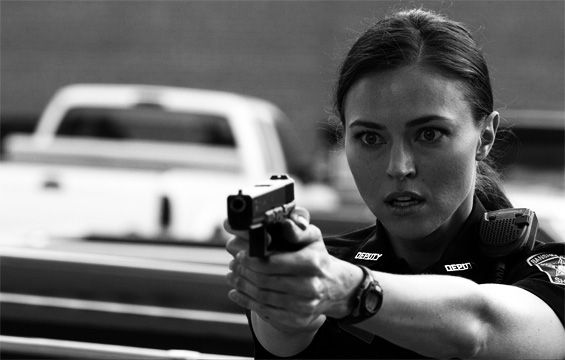 Trieste Kelly Dunn as Deputy Siobhan Kelly. My fave at Banshee ❤
