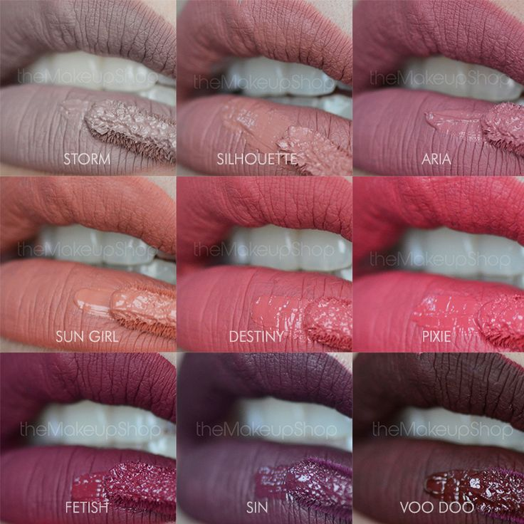 Liquid Lipstick- ALL DAY MATTE- Boys'n Berries- www.makeup-shop.ro