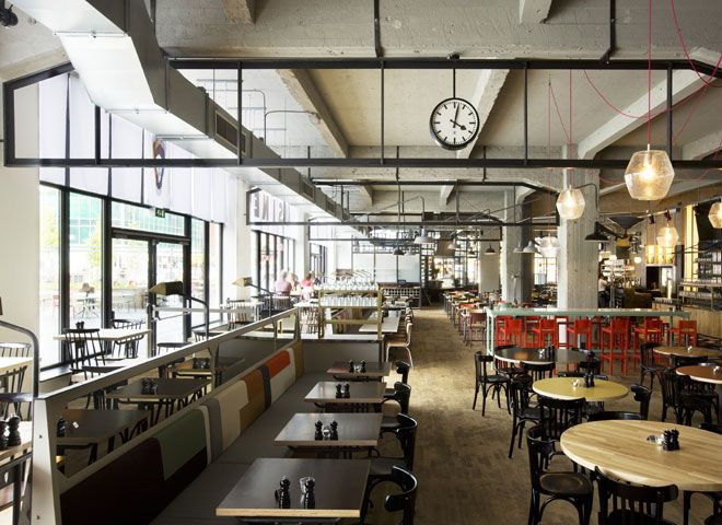 Grand café Usine, Eindhoven, The Netherlands | Check!