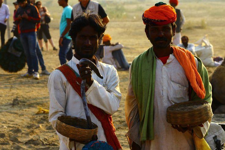 Snake Charmers - India