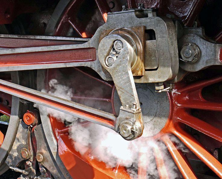 #blowing axis #br 38 #br 38 3199 #br38 #brake #control #cotters #crank spigot #dome rod #drive #drive rod #heilbronn #historically #linkage #nostalgia #oldtimer #p 8 #p8 #personenzuglok #pinion #pivot #power transmiss