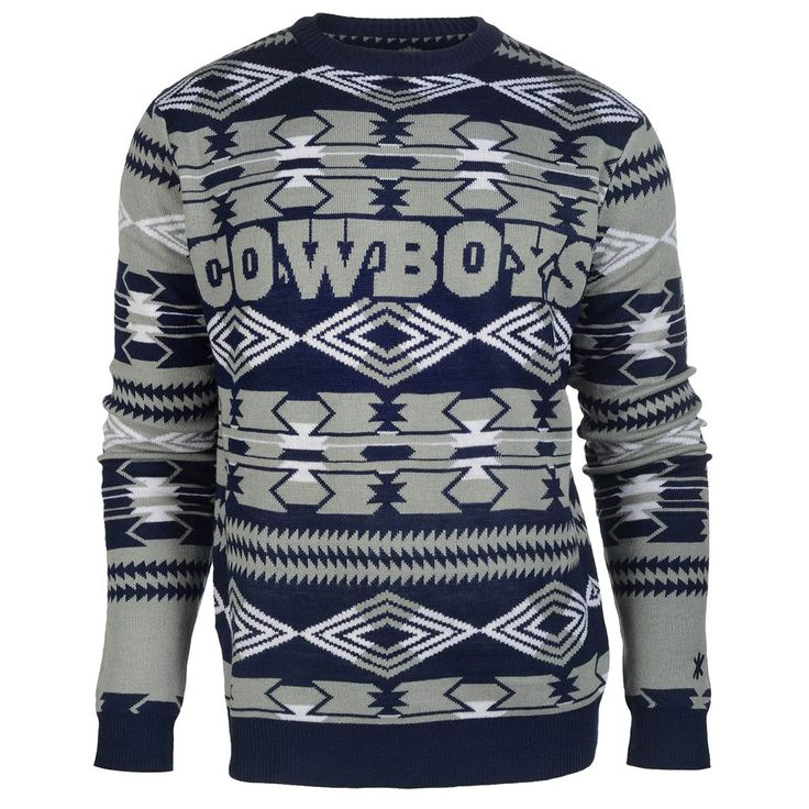 302 best NFL Teams Ugly Christmas Sweaters images on Pinterest ...