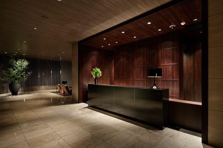 aoyama nomura design 乃村工藝社 / hirakawacho mori tower residence, tokyo