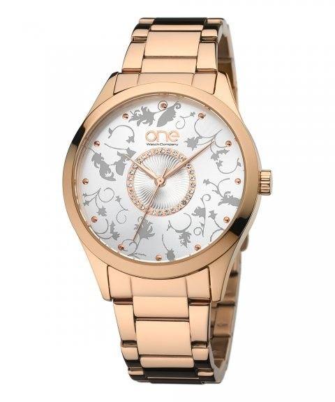 Relógio One Inspire - OLI137RG61A