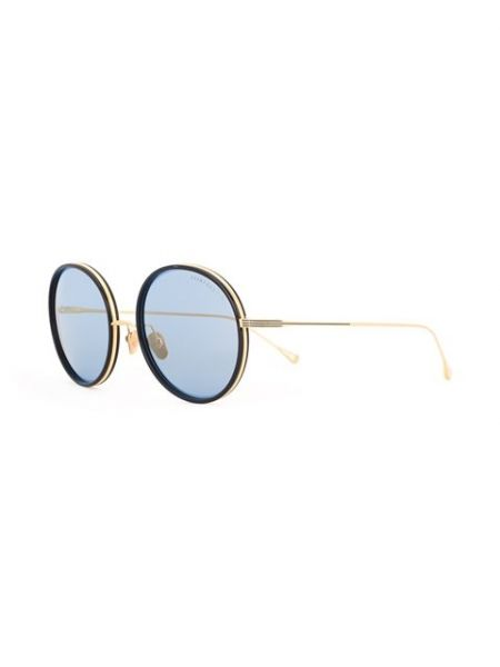 Navy+and+gold-tone+'Freebird'+sunglasses+from+Dita+Eyewear.+This+item+comes+with+a+protective+case.+This+item+is+unisex. http://rfbd.cm/rp914808c8