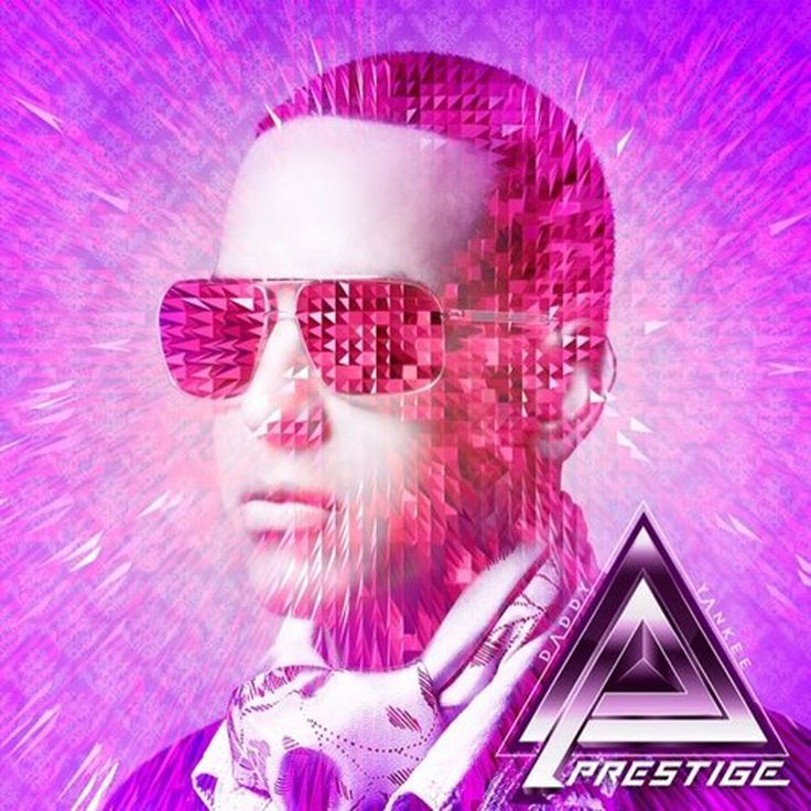 Caratula Frontal de Daddy Yankee - Prestige