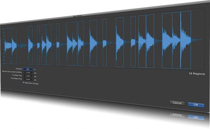 Logic Pro X Tutorial: Become a Power User Part 3 - Creative Audio Manipulation - MusicTech   MusicTech