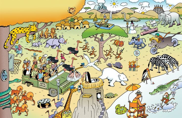 (2014-09) Hvad er forkert på safarien?