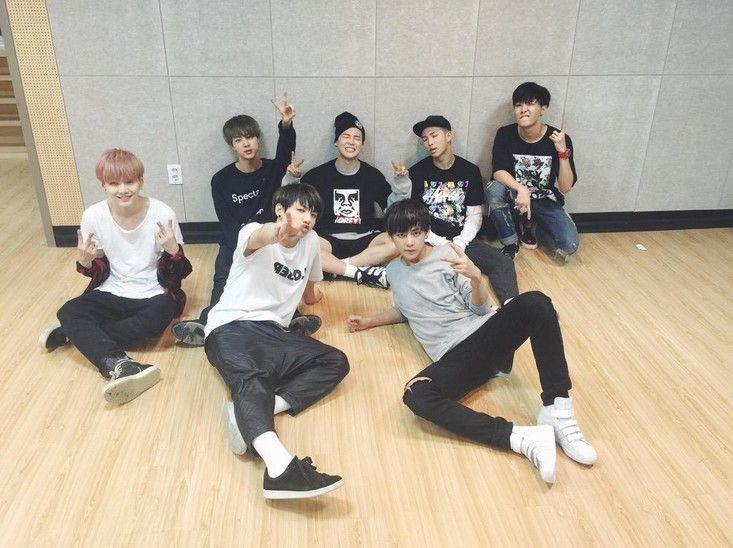 BTS - entraînement sur I Need U - Soompi France