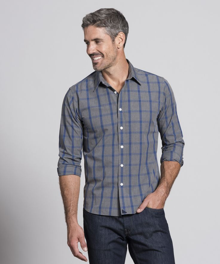 20 best clothes top casual button down images on for Best shirts to wear untucked