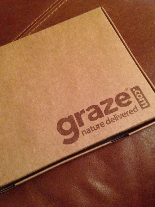Healthy can be delicious, I am going to try Graze Box.