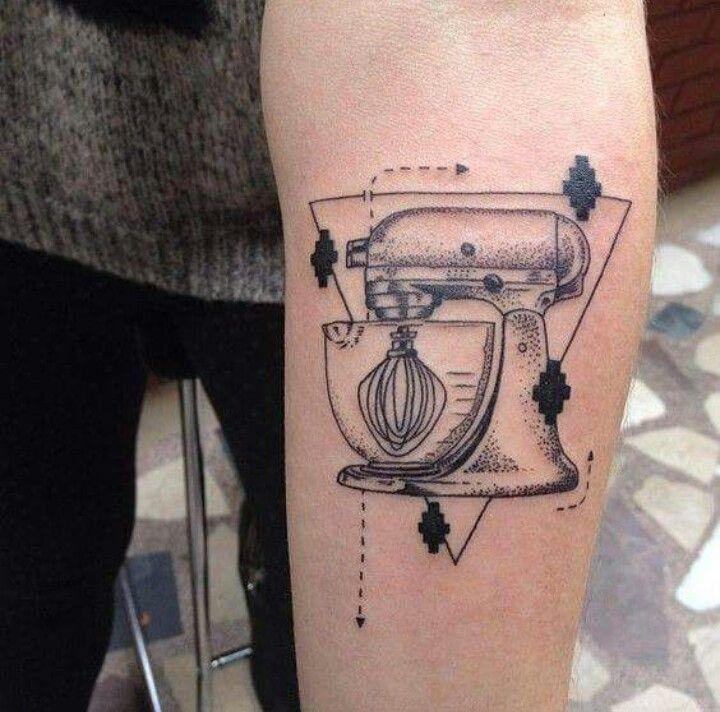 Tatto batidora