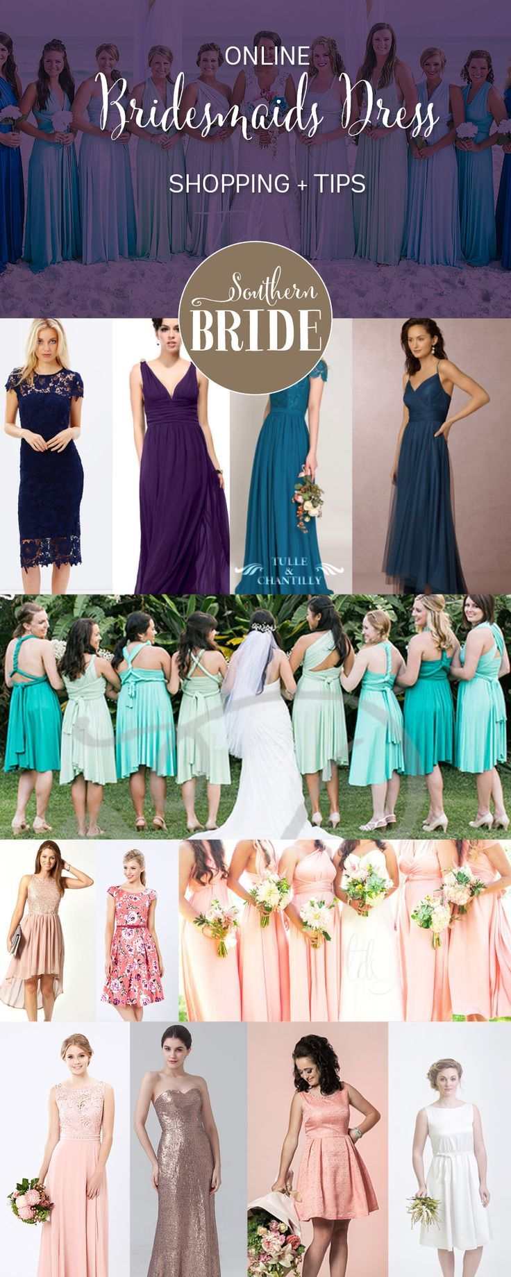 Looking for Bridesmaid Dresses
